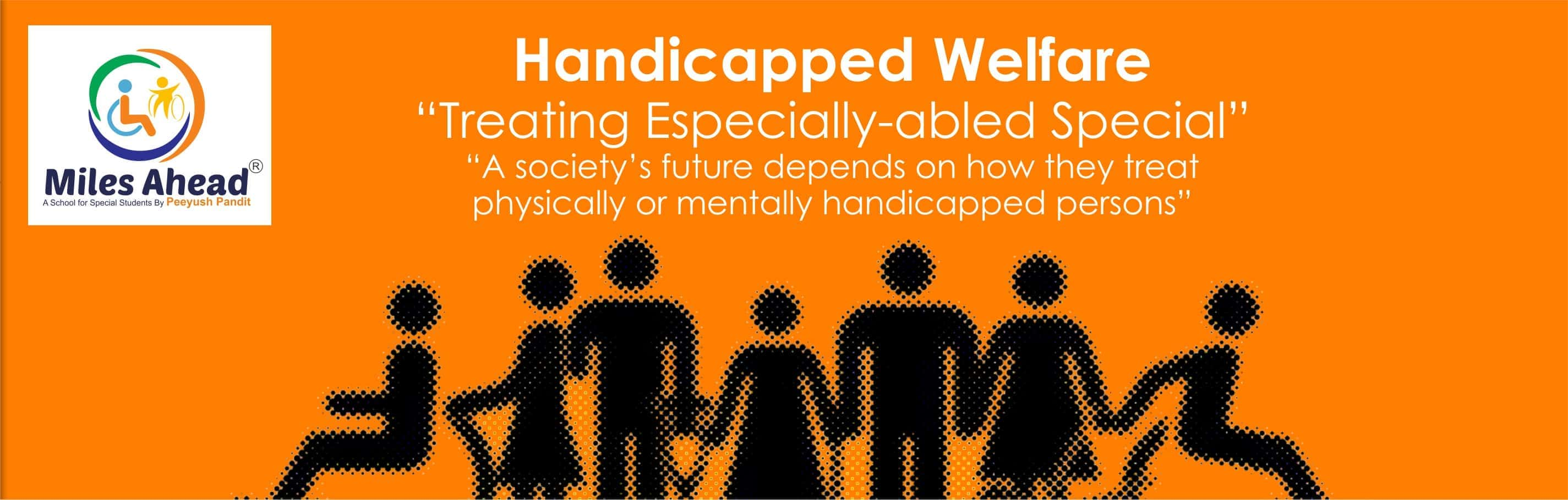 handicapped welfare